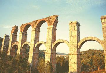 Το Ρωμαϊκό Υδραγωγείο